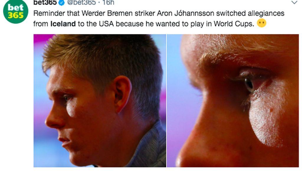 Islandia Lolos Piala Dunia, Pemain Sial Ini Jadi Guyonan Netizen