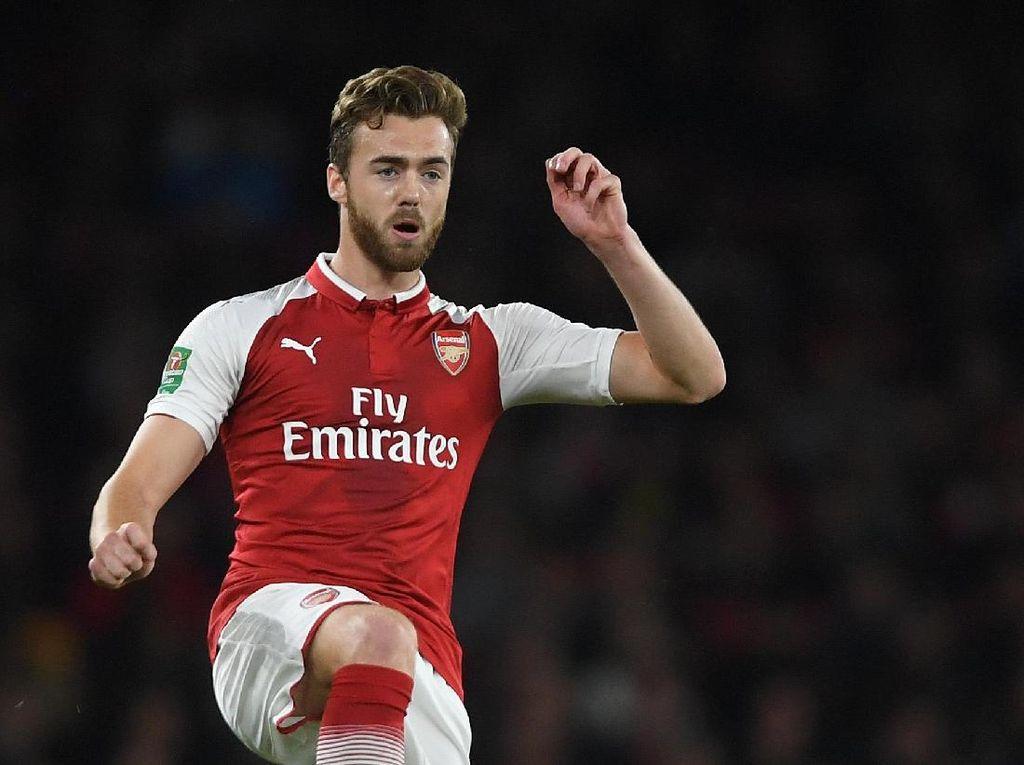 Arsenal Perpanjang Kontrak Calum Chambers