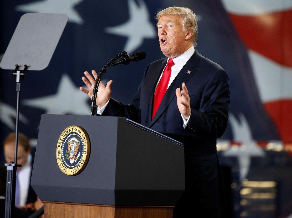Organisasi IQ Tinggi Dunia Tawarkan Tes IQ Untuk Trump dan Menlu AS