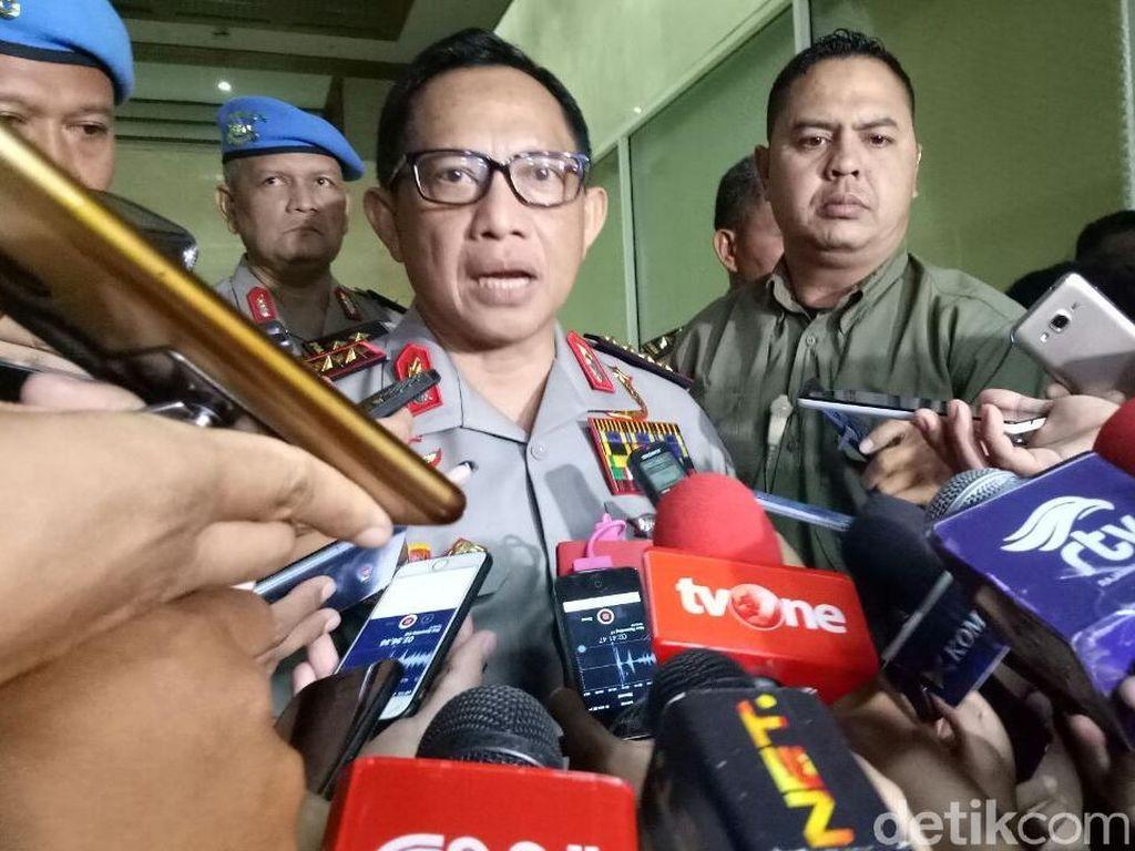 Kapolri Ungkap Kelemahan di Kasus Penyanderaan di Mako Brimob