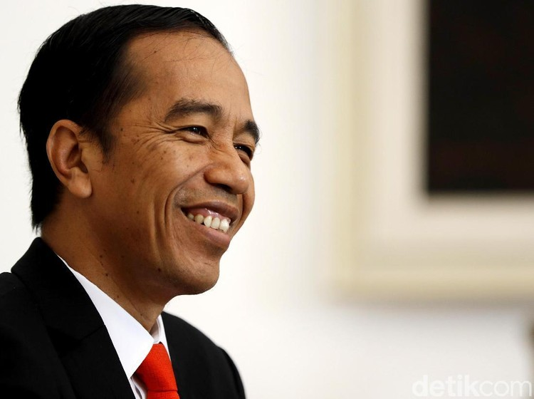 Ketika Jokowi Ditanya soal Pendamping di 2019