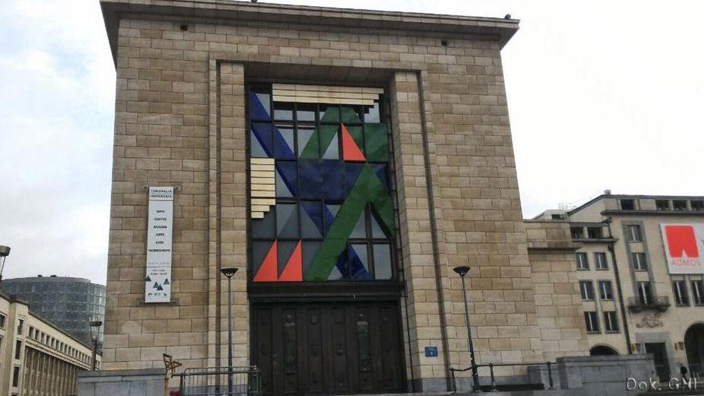 Faisal Habibi dan Eko Prawoto Pamer Karya di Belgia