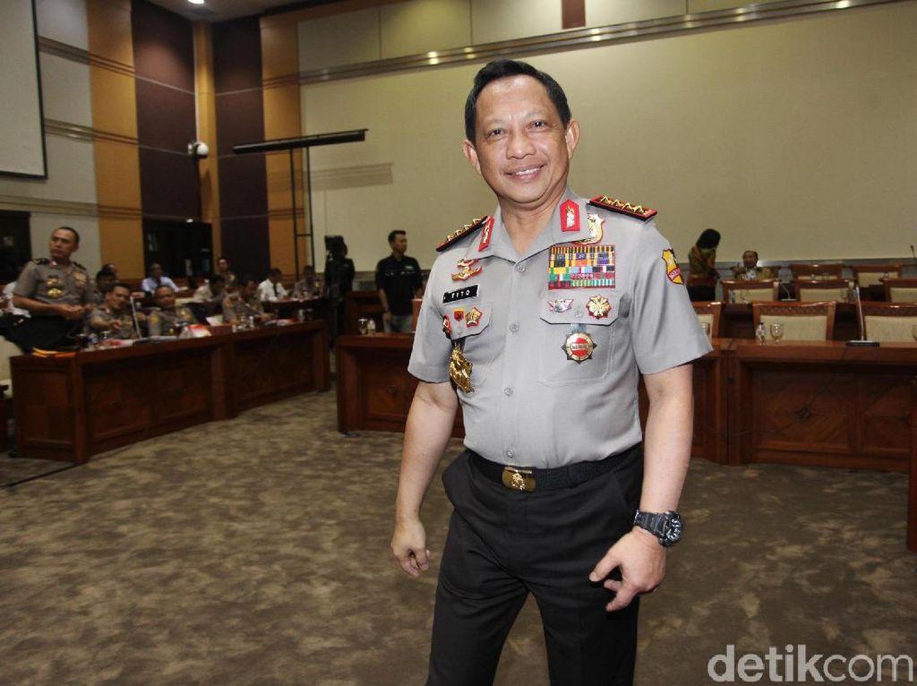 Mantapnya Niat Jenderal Tito Jadi Pengajar Pascapensiun