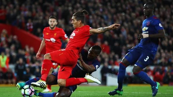 Ini Susunan Pemain Liverpool vs MU
