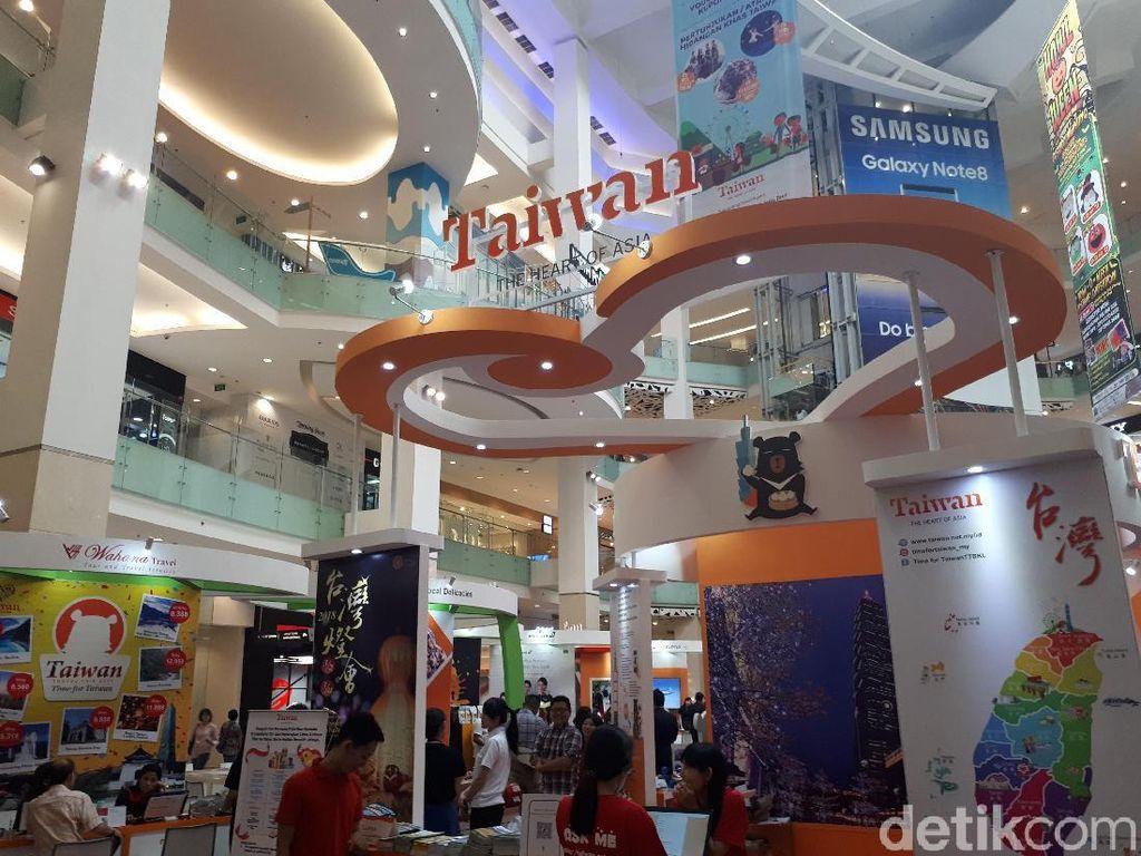 Taiwan Travel Fair 2017 Dibuka, Pesawat ke Taipei PP Mulai Rp 3 juta