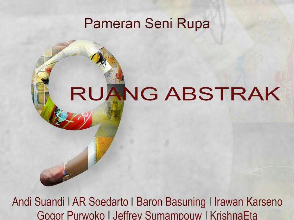 9 Pelukis Abstrak Gelar Pameran di Galeri Nasional Indonesia