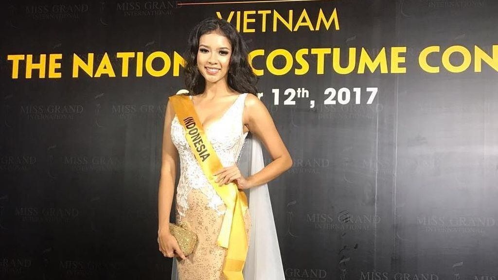 Indonesia Gagal Pertahankan Gelar Juara Miss Grand International