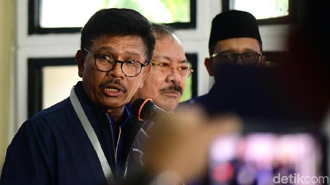 TKN Jokowi: Prabowo Lebih Prioritas ke Luar Negeri dari pada Rekonsiliasi