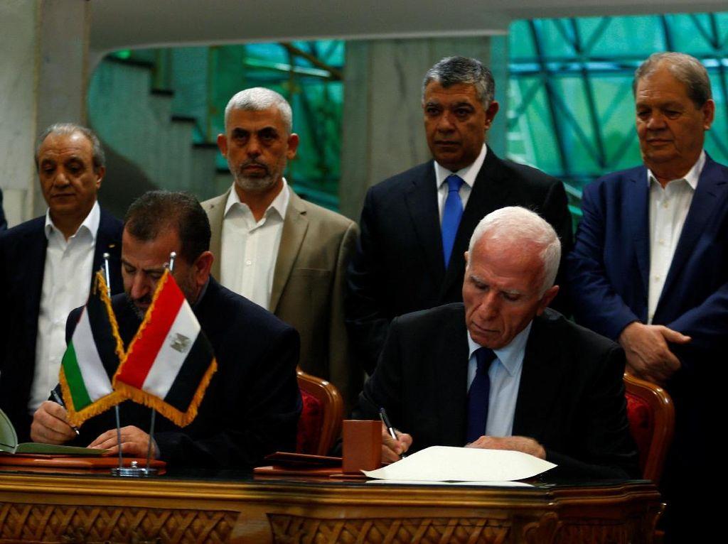 Hamas dan Fatah Bersatu Melawan Pencaplokan Israel Atas Tepi Barat