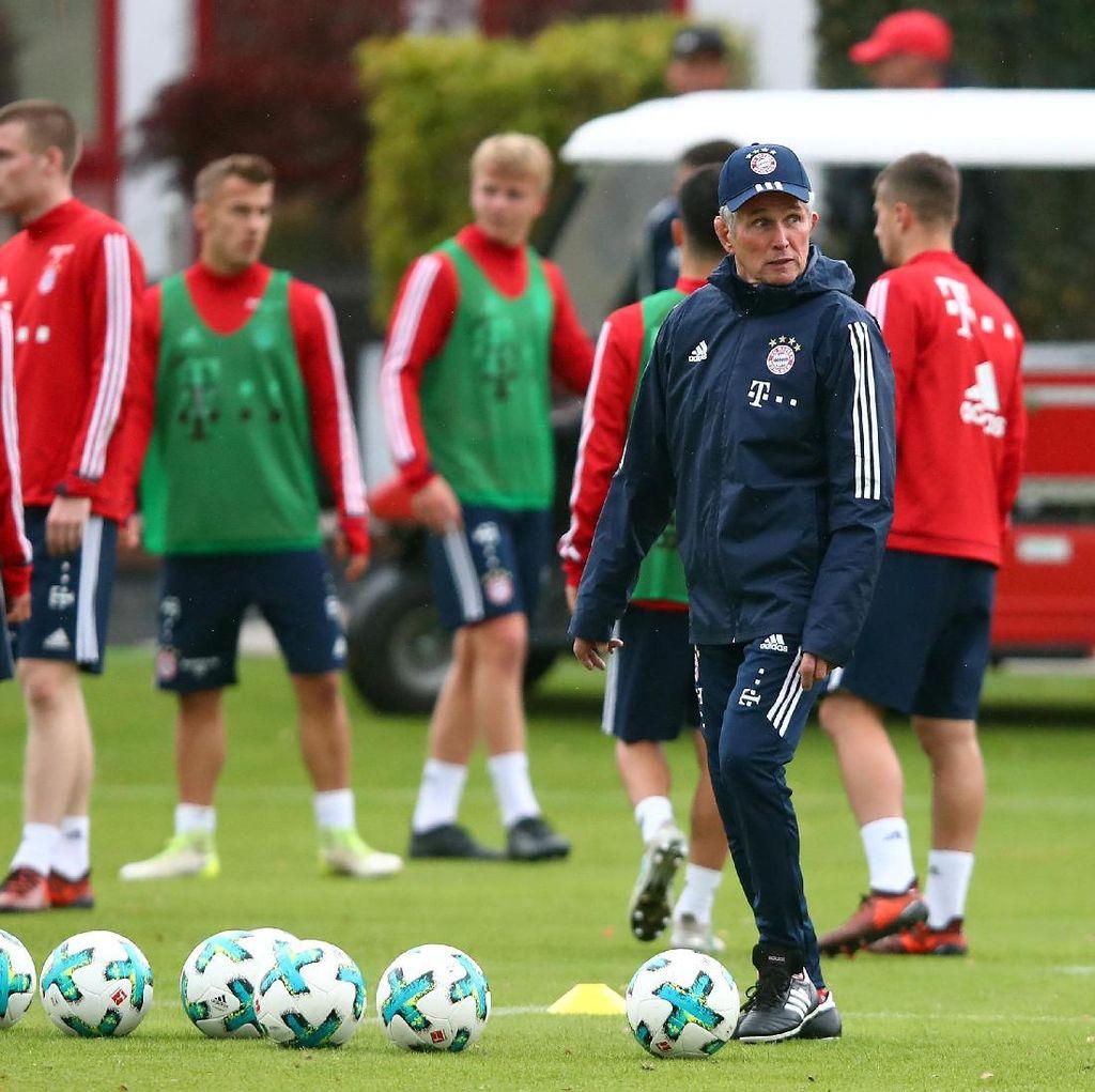 Menanti Respons Bayern bersama Heynckes