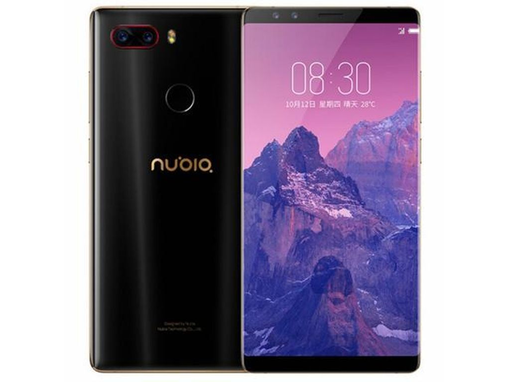 Android Monster ZTE Nubia Z17S Usung RAM 8 GB