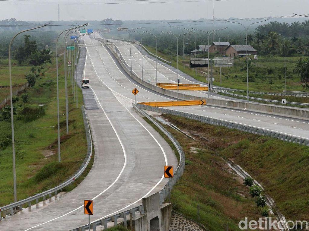 Siapkan Rp 27 T, Jasa Marga Tuntaskan 5 Ruas Tol Ini di 2019