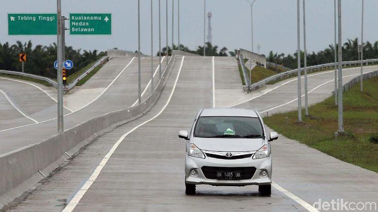 Jokowi Bangun Ratusan Km Tol Trans Sumatera, Dananya Dari Mana?