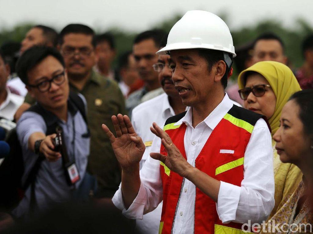 Pengadaan Lahan Tol Medan-Binjai Belum Rampung, Ini Arahan Jokowi