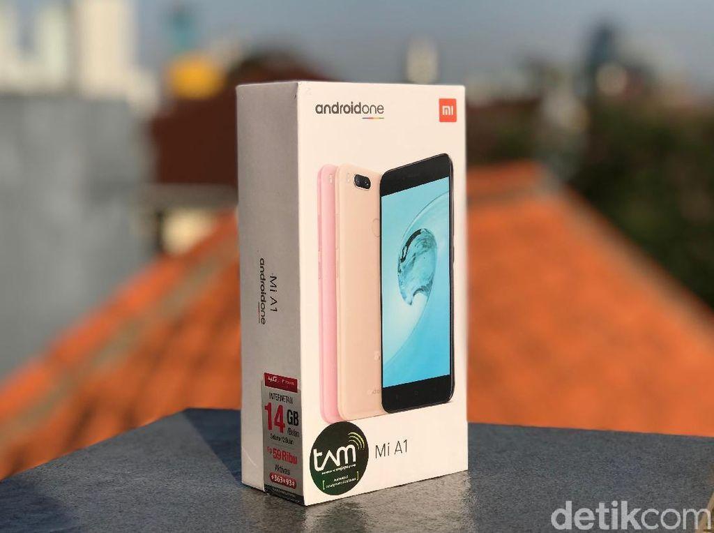 Manisnya Android 8.0 Oreo Akhirnya Sambangi Xiaomi Mi A1