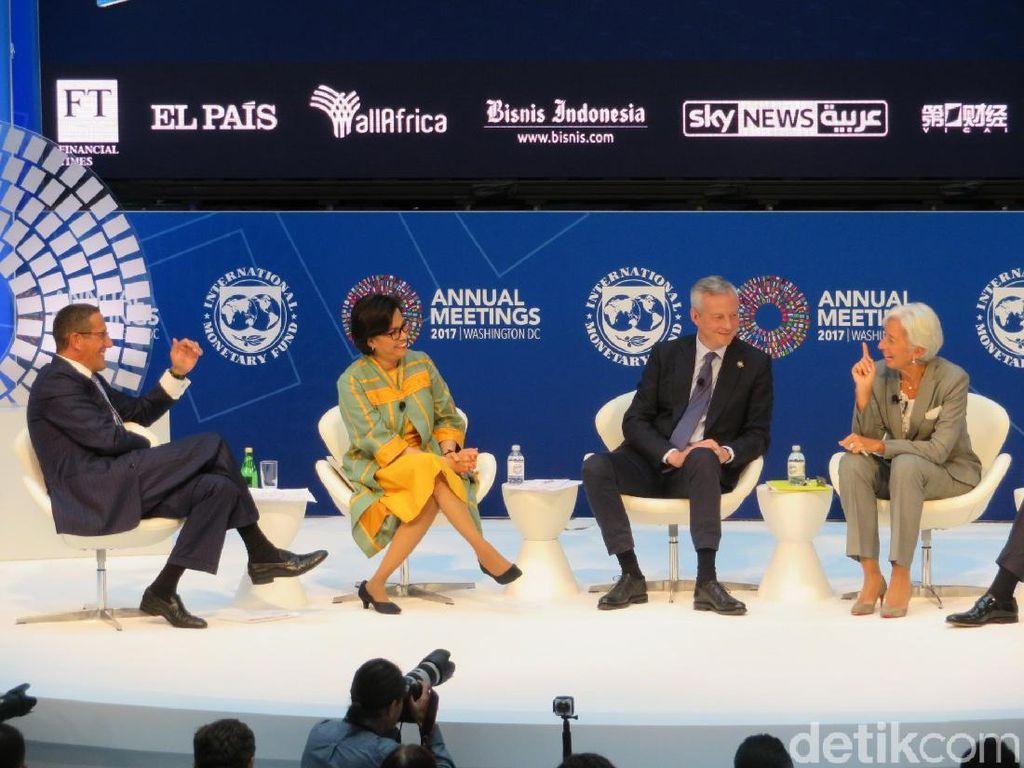 Bos IMF Ungkap Hal yang Tak Disampaikan Sri Mulyani ke Publik