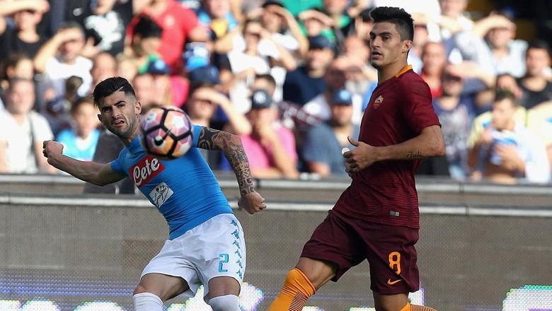 Perotti: Napoli Lebih Kuat daripada Juventus
