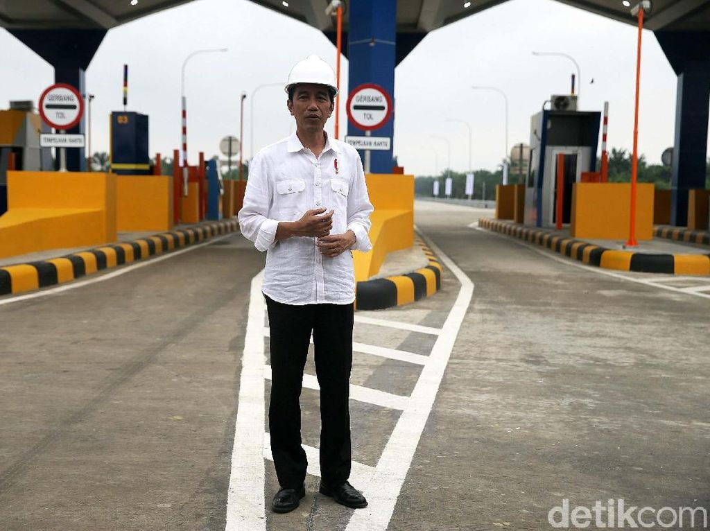 Jokowi akan Resmikan Lagi Ruas Tol Trans Sumatera 2018, di Mana?