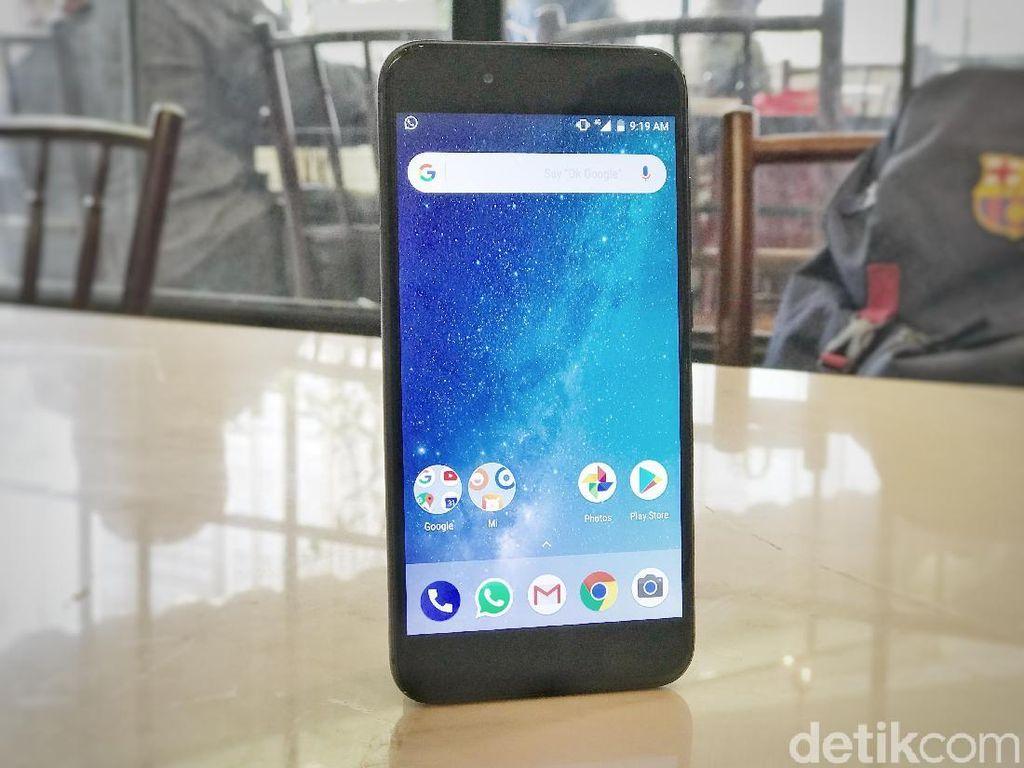 Ragam Keluhan Pengguna Xiaomi Mi A1 Pasca Update Oreo