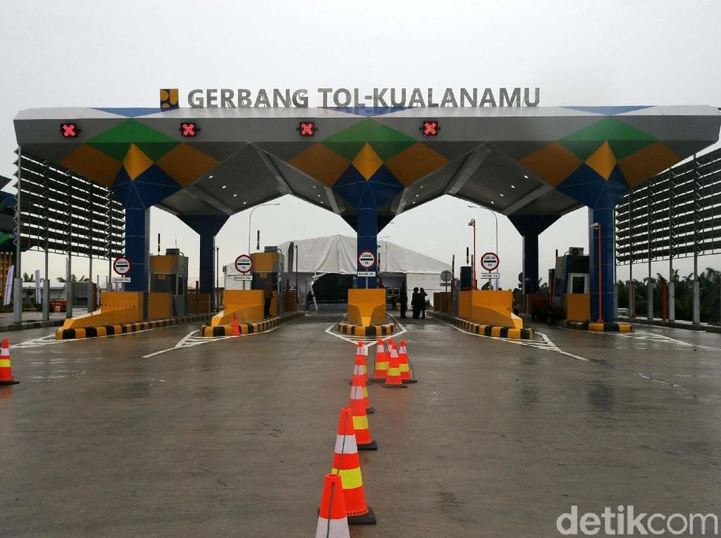 Waskita Jual Tol Medan-Kualanamu ke Investor Hong Kong Rp 824 M