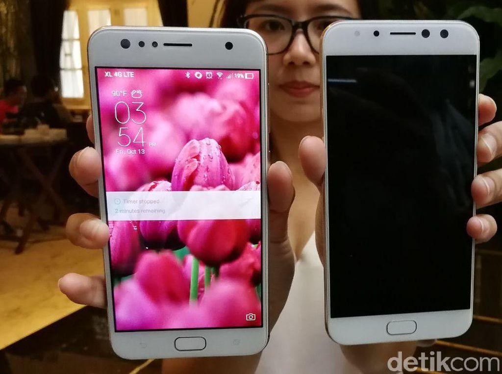 Asus Siapkan Zenfone 4 Selfie & Selfie Pro, Apa Bedanya?