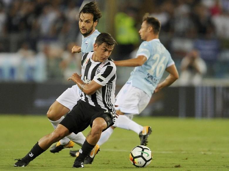 Lazio Mengukur Kekuatan di Kandang Juventus