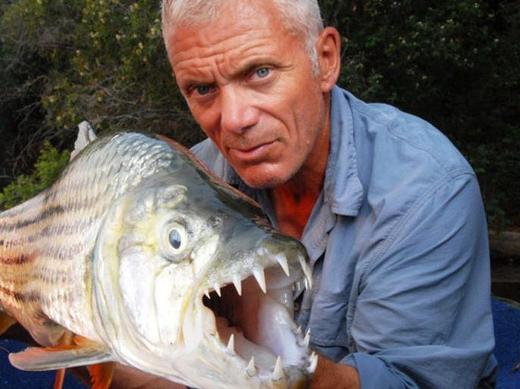 Foto: 7 Sungai yang Dihuni Ikan Monster