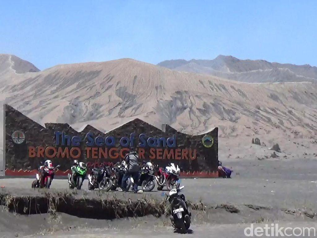 Foto:  Gunung Bromo yang Tak Seperti Dulu Lagi