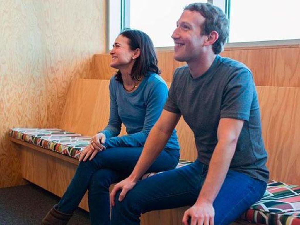 Zuckerberg dan Tangan Kanannya Bentrok Gegara Donald Trump