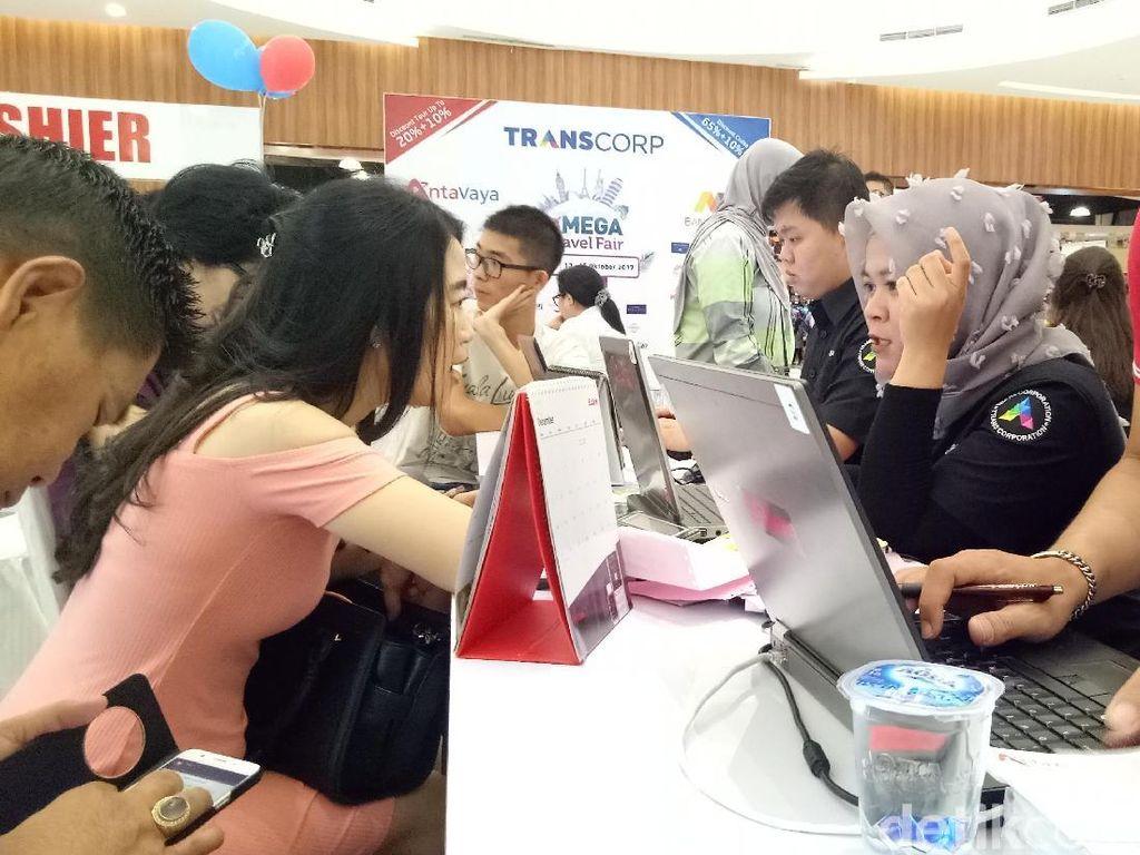 Paket Umrah Harga Spesial? Ada di Mega Travel Fair Palembang
