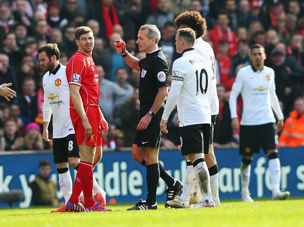 Enam Duel Terpanas antara Liverpool dan MU