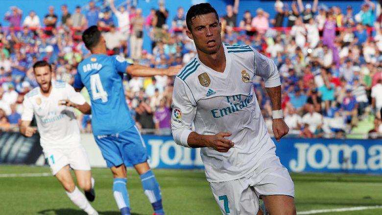 Madrid Menang Di Menit Akhir Melalui Gol C.Ronaldo