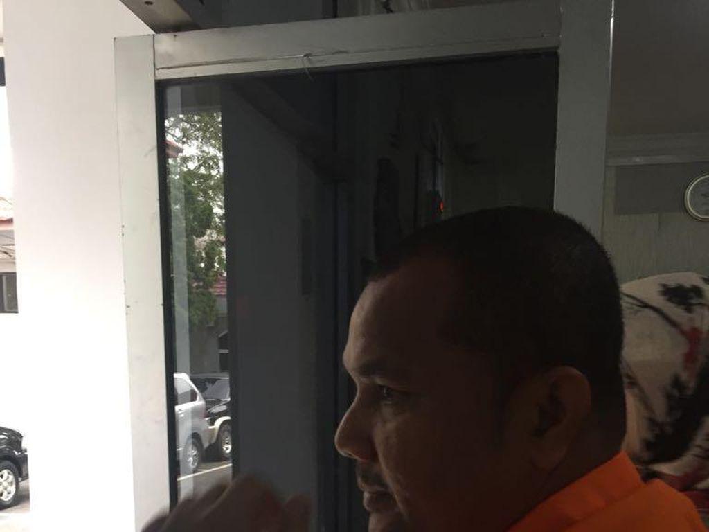 Kejati Riau Tahan 2 Tersangka Korupsi Lampu Jalan Rp 1,3 Miliar