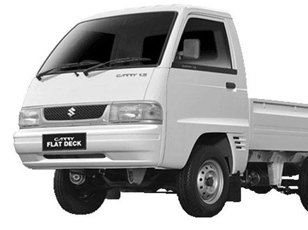 Suzuki Cari Pemilik Carry Paling Lawas