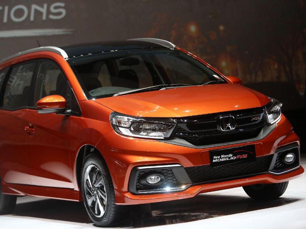 Honda Jual 17.023 Mobil di Bulan Oktober