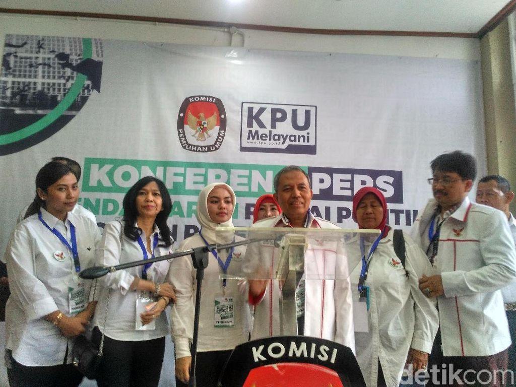 Ngaku Dukung Jokowi, Jenderal Ini Daftarkan Partainya untuk Pemilu