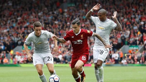 Turun Minum, Liverpool vs MU Masih 0-0