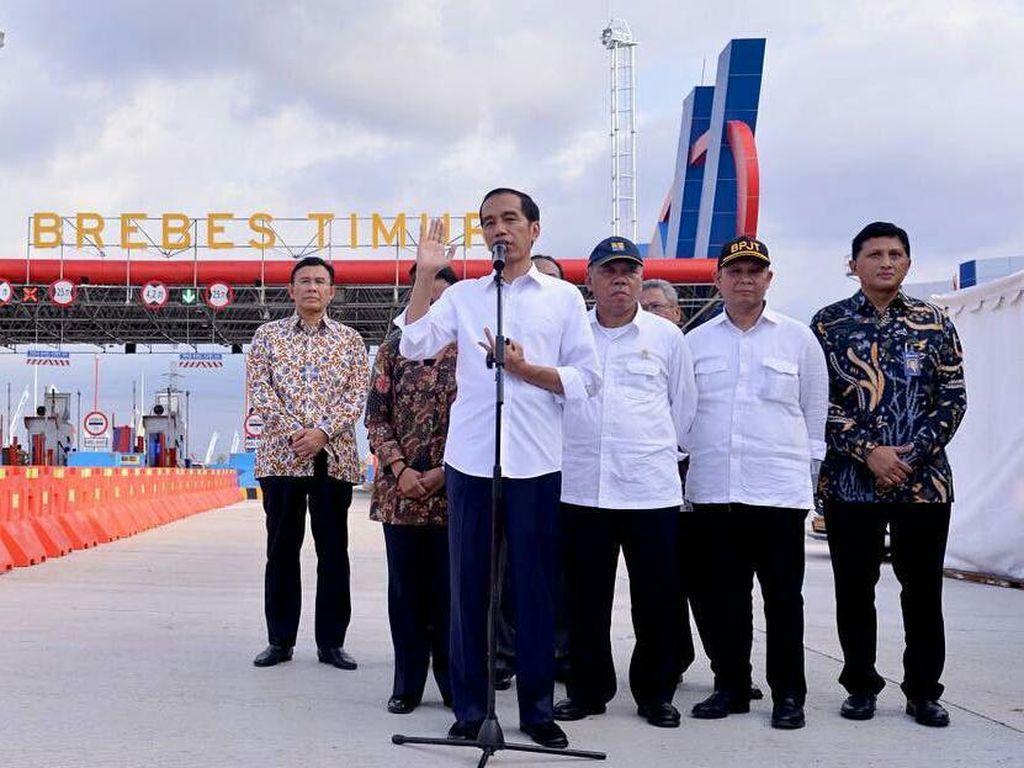 Dari 7 Ruas, Ini Tol yang Bakal Diresmikan Jokowi