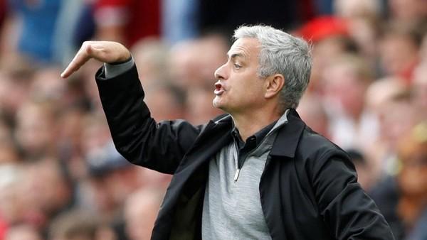 Mourinho: Lini Tengah MU Kehilangan Tenaga