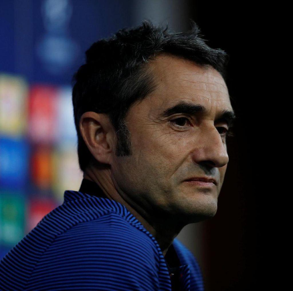 Valverde: Jangan Sampai Atletico Bikin Gol Lebih Dulu