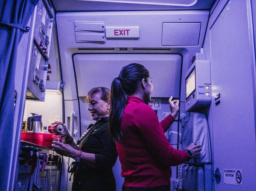 Nasib Pramugari hingga Pilot di Tengah Badai Corona