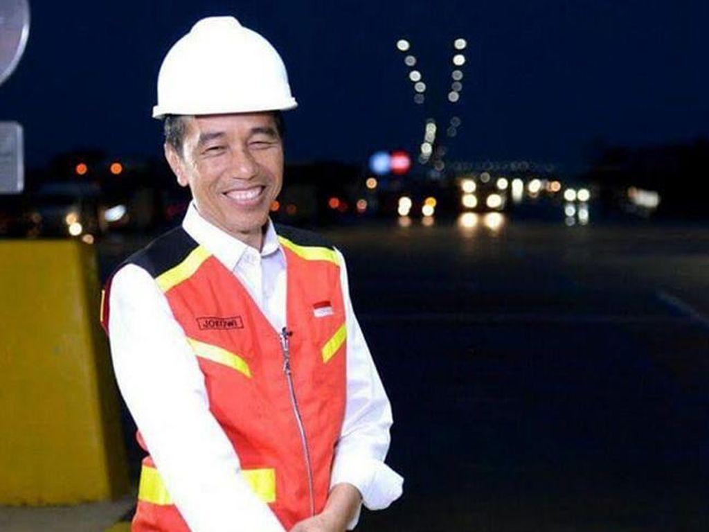 Jokowi Bikin Padat Karya Cash, Ini Manfaatnya