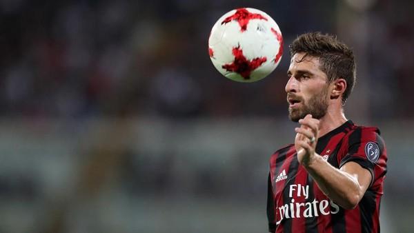 Borini Sebut Inter Lebih Diunggulkan di Derby della Madonnina
