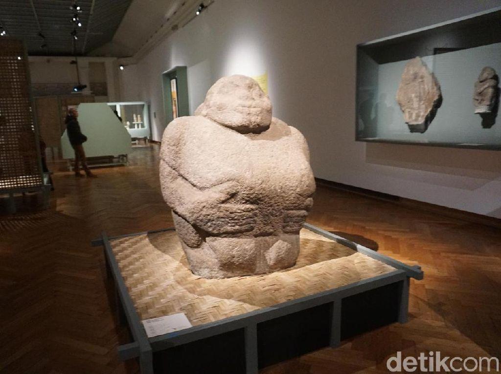 Sukses Dipamerkan di Belgia, Koleksi Museum Nasional Pulang Kampung