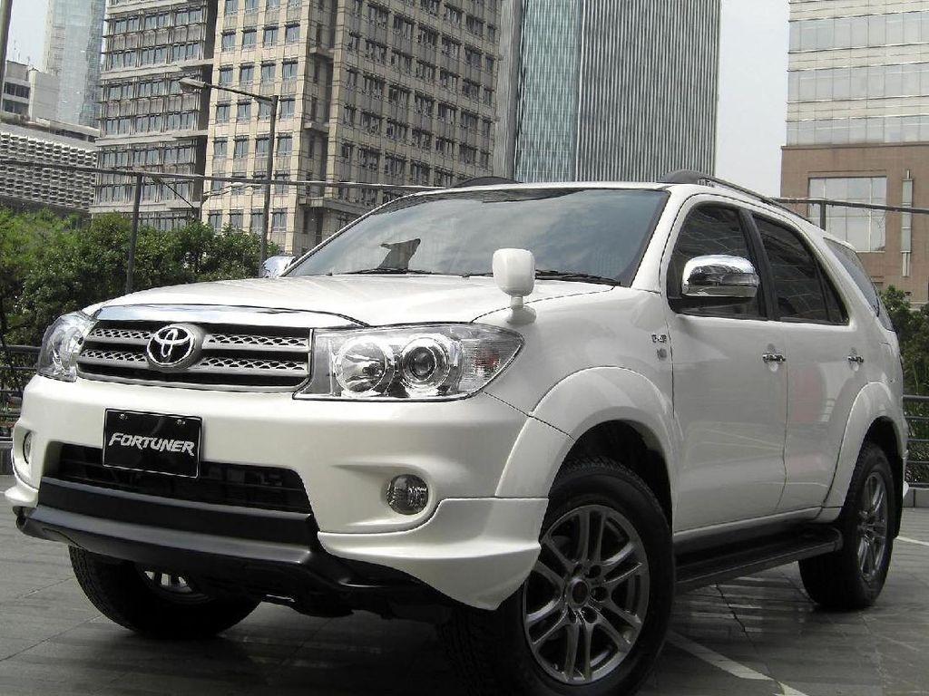 Toyota Girang Fortuner Kuat Jelajah Asia dan Eropa