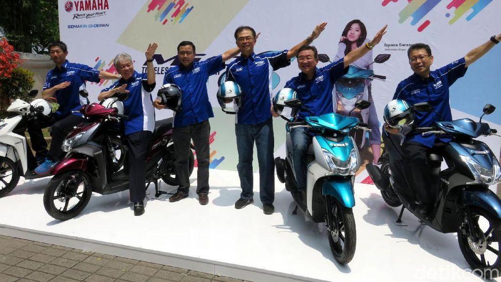 Yamaha Luncurkan Mio Anyar