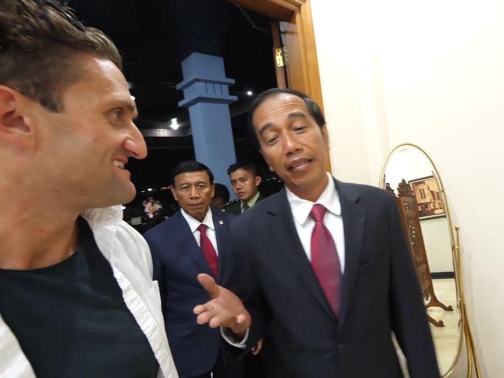 Gara-gara Kaesang, Jokowi Suka Nonton Vlog Youtuber AS Casey Neistat