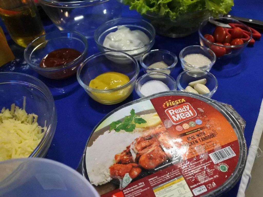 Dari Pan Pizza hingga Macaroni Schotel, Resep Praktis Fiesta Siap Dibagikan