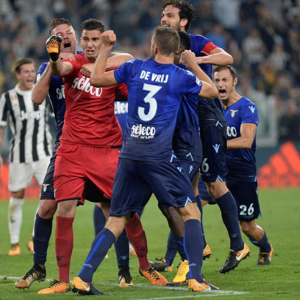 Kiper Lazio Gagalkan Penalti Dybala Berkat Saran Ayahnya