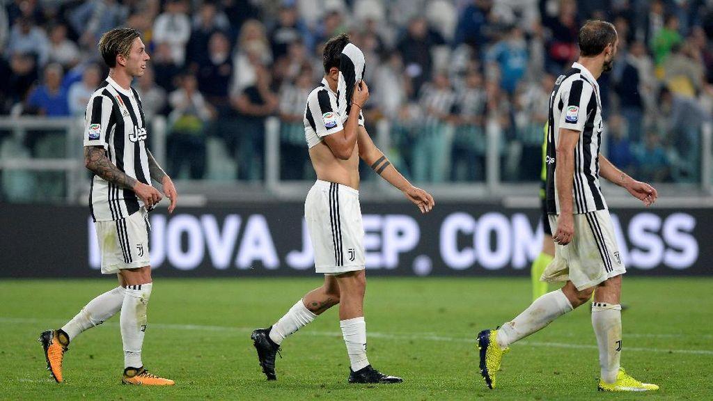 Juventus Tumbang di Kandang Sendiri